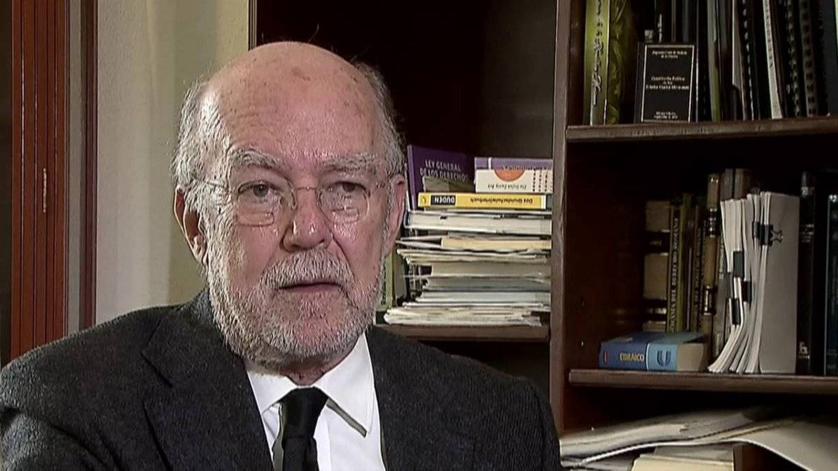 Juan Luis González Alcántara Carrancá | Foto: Especial