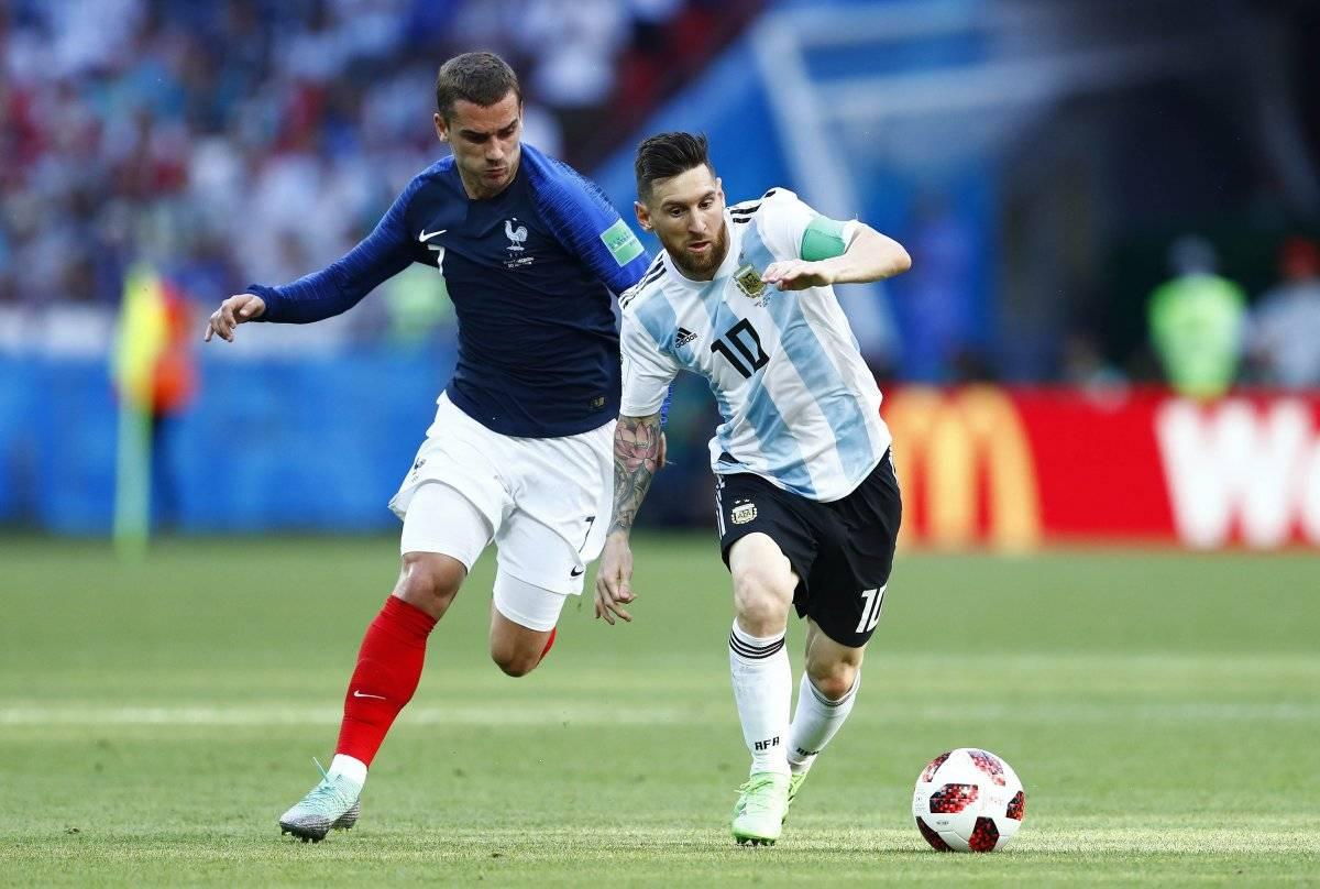 Messi tendría que terminar el proceso hasta Catar 2022.