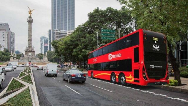 México: El Metrobús de la Ciudad de Mexico ahora contará con Wi-Fi Gratuito en sus siete líneas