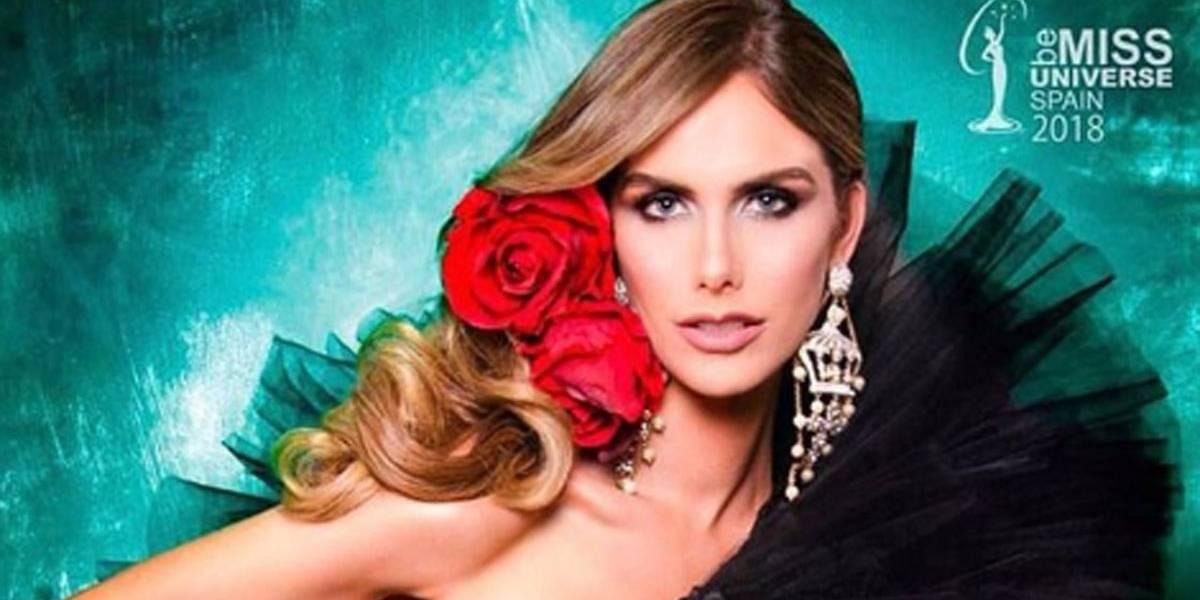 Modelo transgênero ganha o Miss Espanha e disputará o Miss Universo 2018