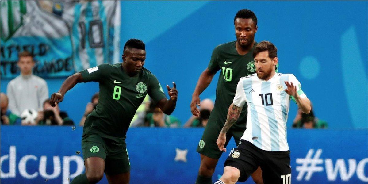 Capitán de Nigeria confesó el secuestro de su padre previo a jugar ante Argentina