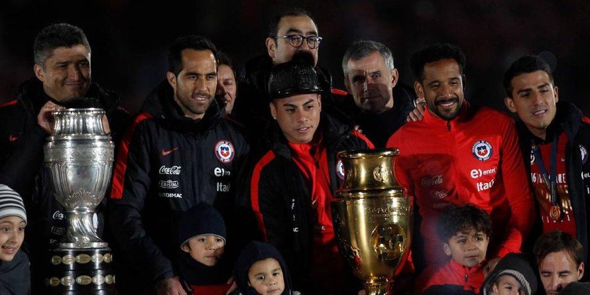 Chile sigue siendo el cuarto grande de Sudamérica tras la eliminación de Colombia