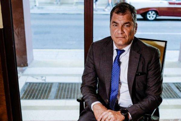 Ecuador denunció al gobierno de Correa por multimillonarios sobreprecios