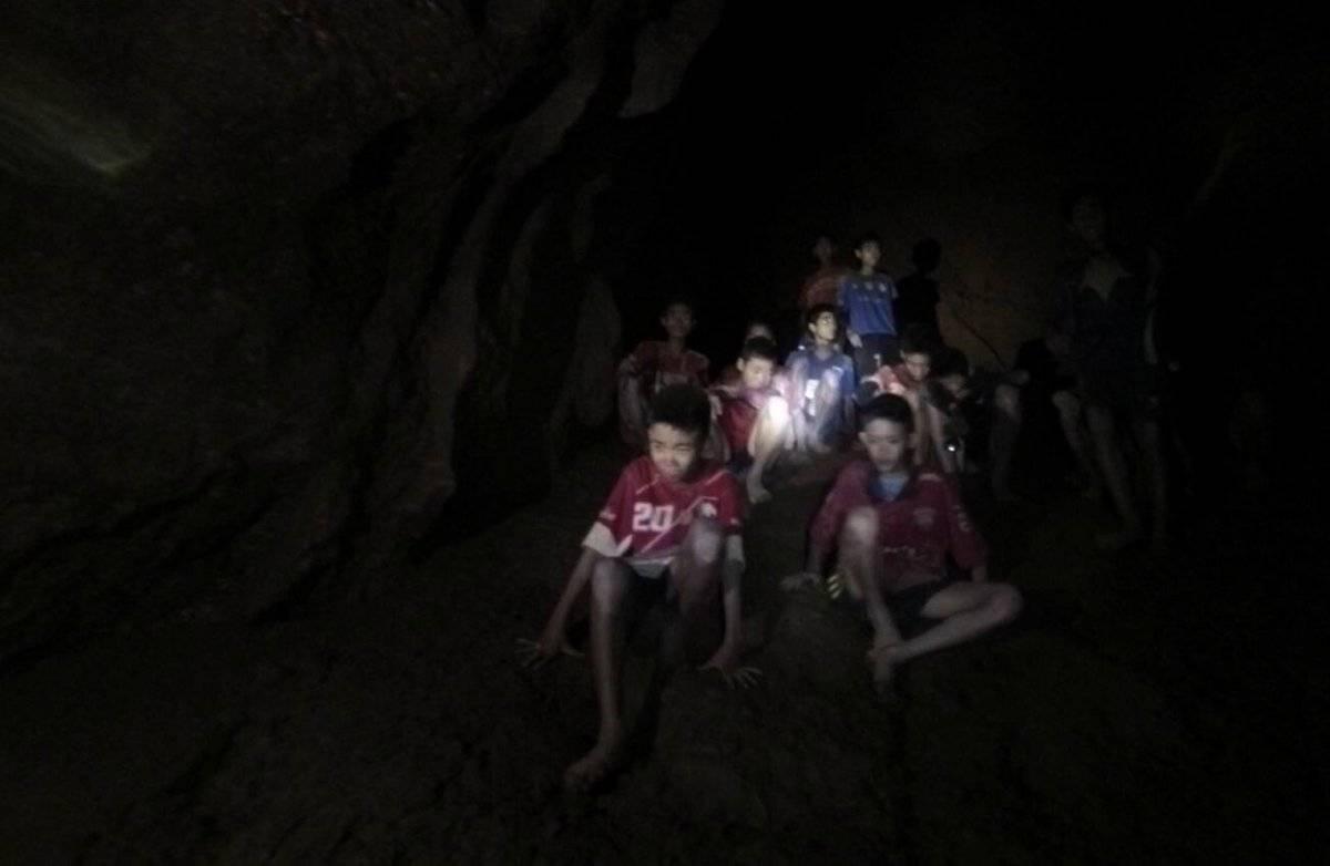 Real Madrid invitará al Bernabéu a los niños rescatados en la cueva de Tailandia EFE
