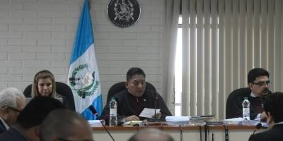 Audiencia Caso Amatitlán