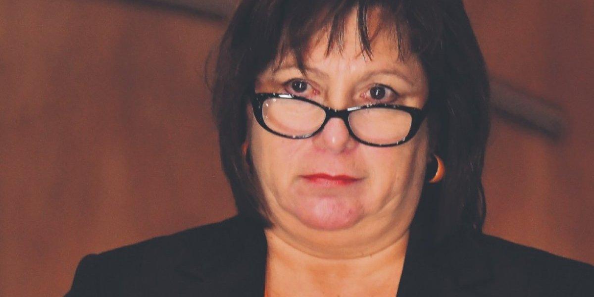 Natalie Jaresko asegura que el presupuesto es enmendable