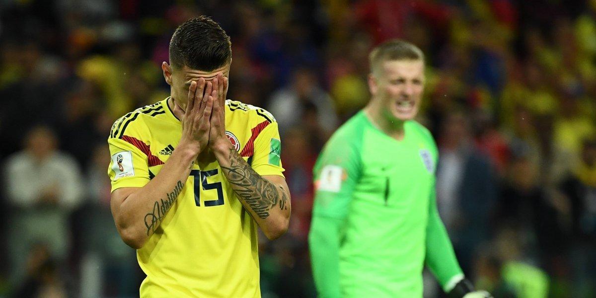Los penaltis se convirtieron en el peor enemigo de Colombia y la dejaron fuera del Mundial