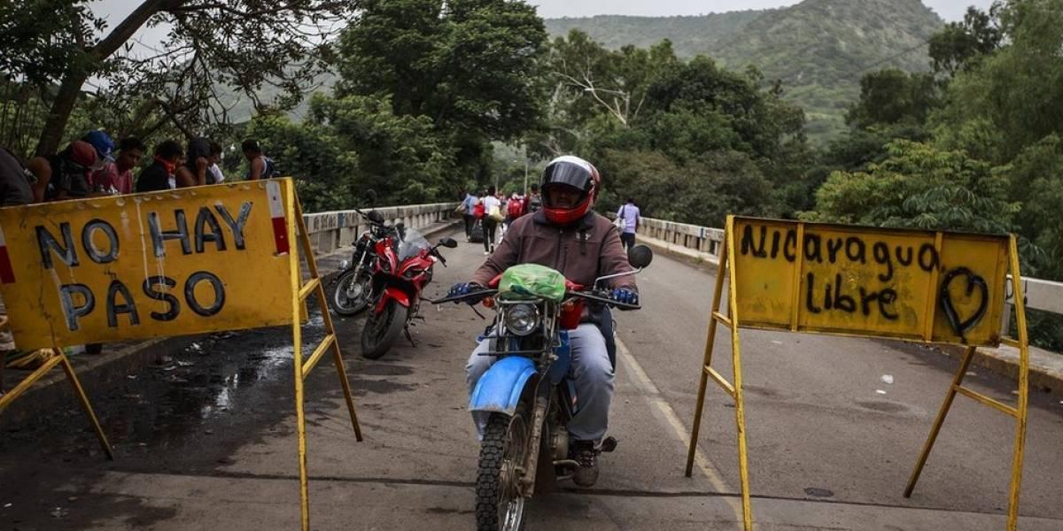 """Crisis en Nicaragua: """"Si el gobierno mata, la Panamericana se cierra"""""""