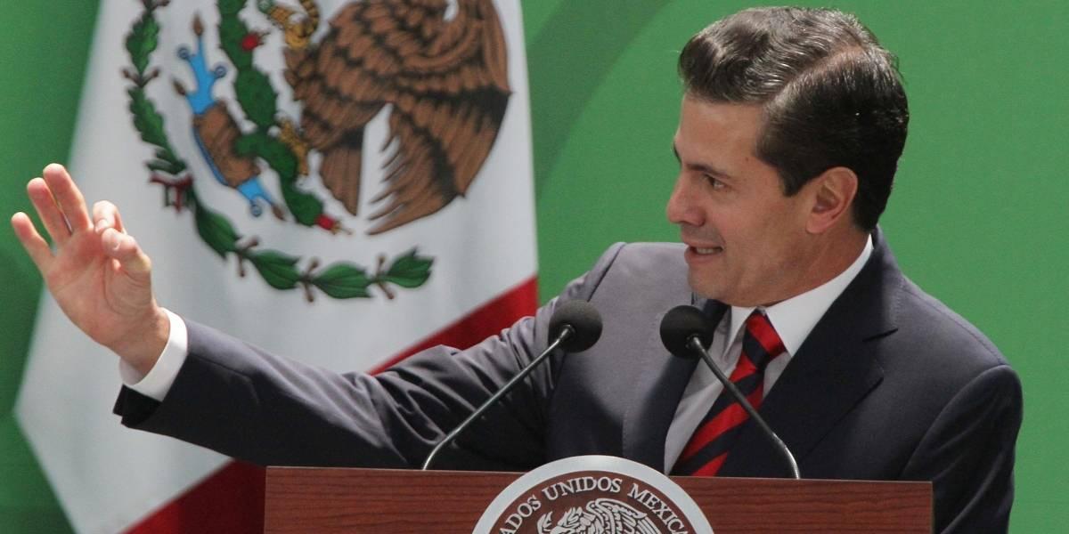 Confía Peña Nieto en transición ordenada para generar certidumbre a mexicanos