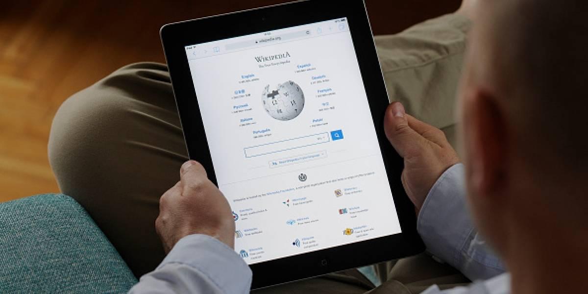 Wikipedia en español, apagada en protesta por reforma europea de derechos de autor