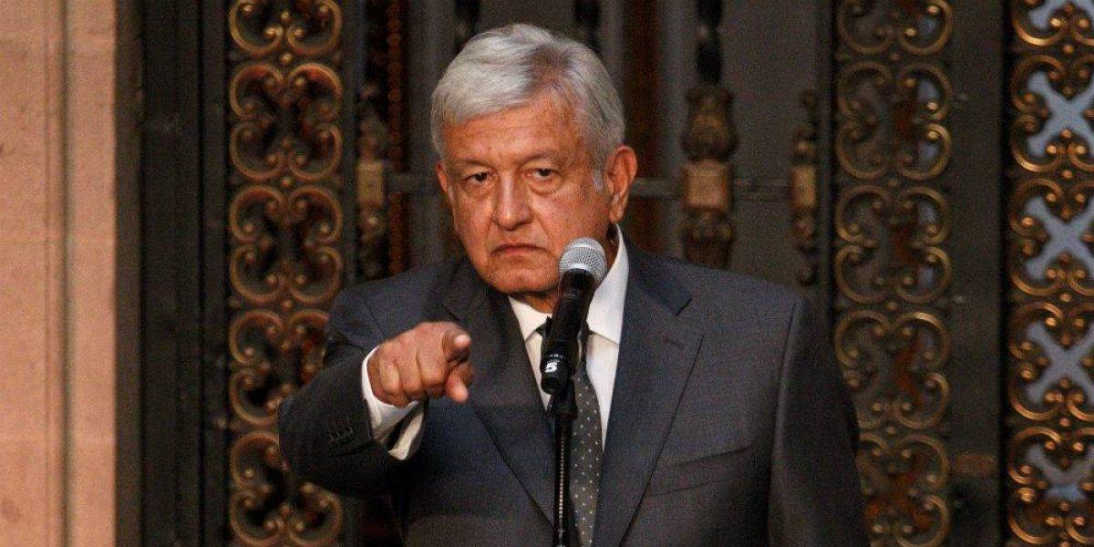 AMLO agradece a Salinas, Fox y Calderón, pero insiste en quitar pensiones