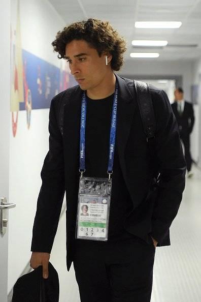 Guillermo Ochoa es el mejor arquero por la FIFA en lo que va del Mundial Rusia 2018 Getty Images