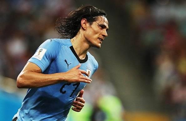 Rusia 2018: Malas noticias para Uruguay ante Francia por los cuartos de final Getty Images