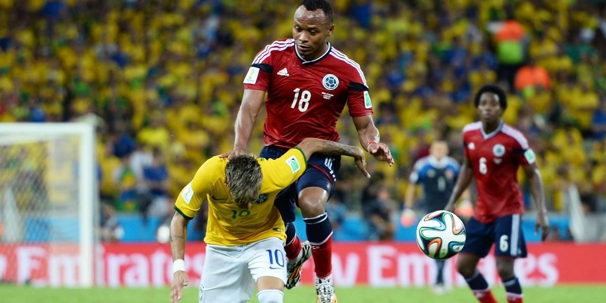 Zúñiga se aposenta por lesão no joelho que atingiu Neymar em 2014