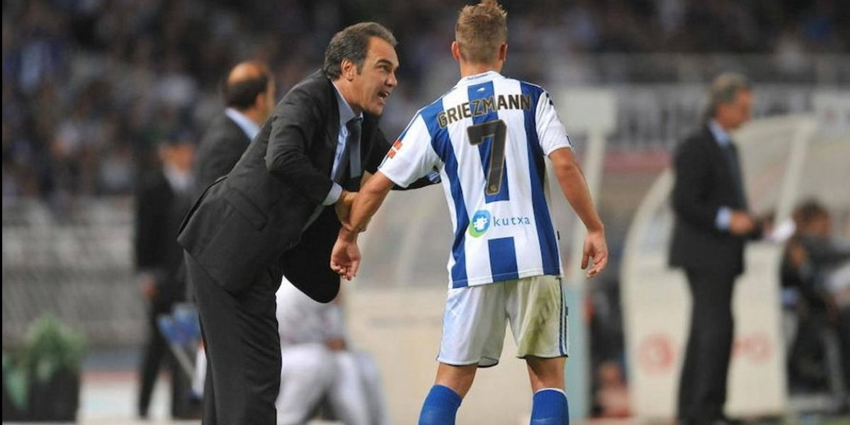 """Lasarte sobre el """"uruguayo"""" Griezmann: """"Me congratula como técnico su nivel, pero él es francés y los defenderá con todo"""""""