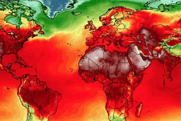 calor mapa