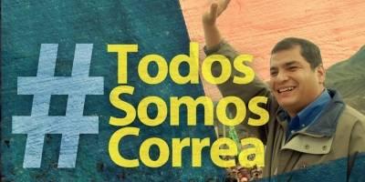 #YoSoyCorrea es tendencia en Twitter luego de la orden de prisión preventiva del expresidente