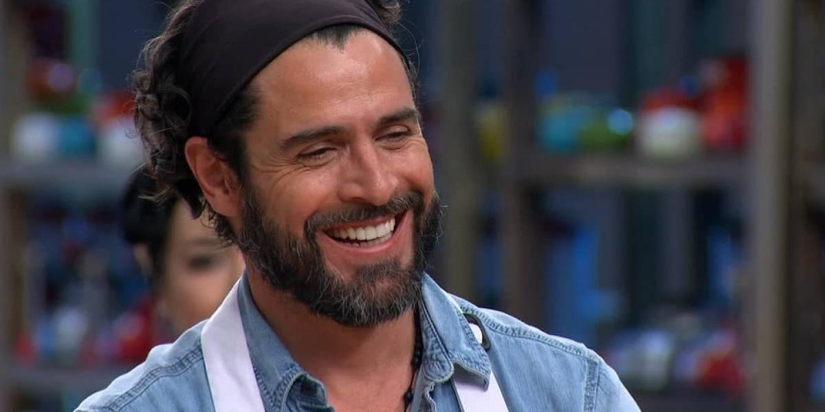 Rafael Novoa, el nuevo eliminado de 'MasterChef Celebrity'
