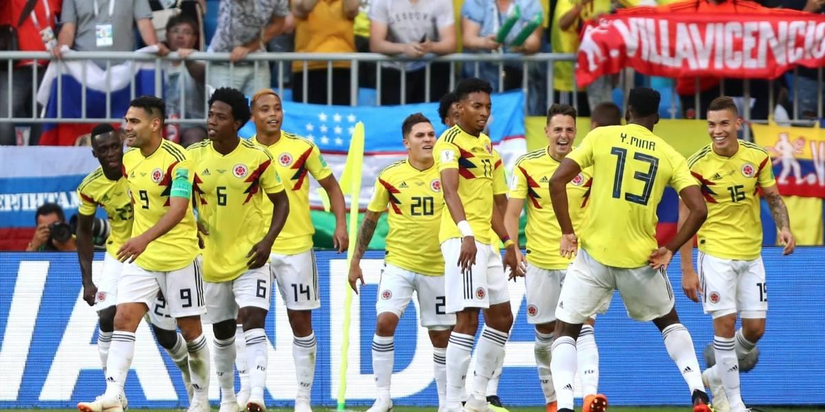 ¿Cuándo y a qué hora llega la Selección Colombia a Bogotá?