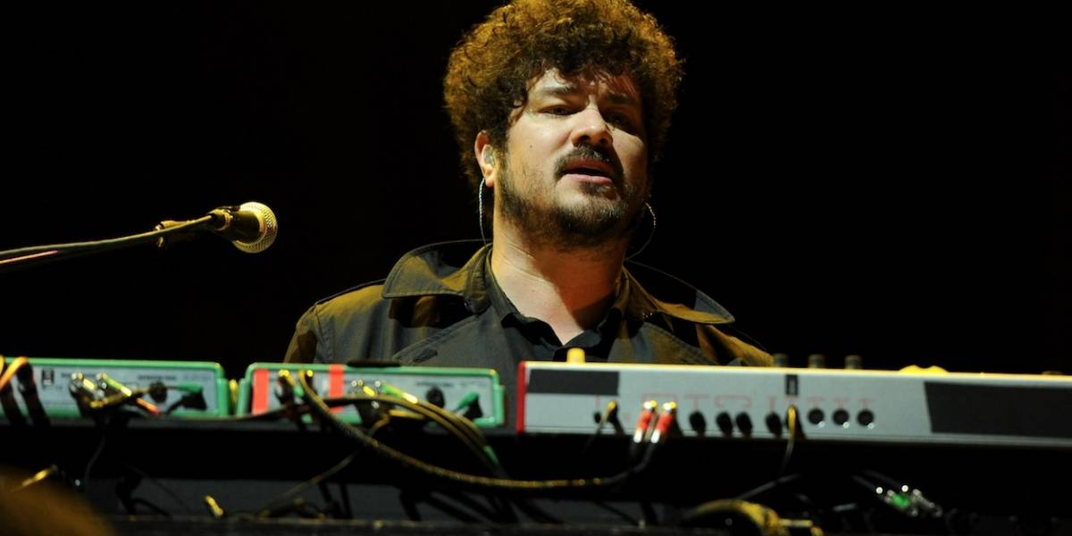 Falleció Richard Swift, bajista de The Black Keys, a los 41 años