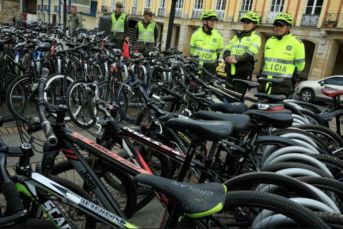 Entregatón de bicicletas Cortesía