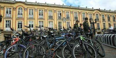 Entregatón de bicicletas