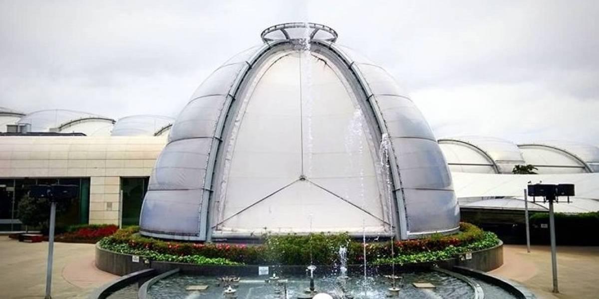 Mujer se habría lanzado de terraza de famoso centro comercial en Bogotá