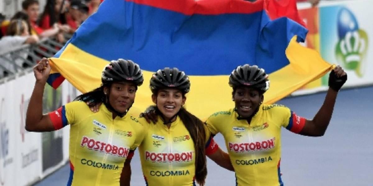 ¡Colombia se coronó campeona del Mundial de Patinaje en Holanda!