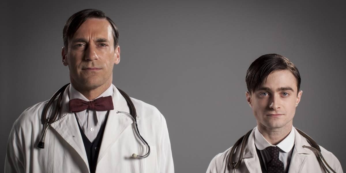 'A Young Doctor's Notebook', el regreso de Daniel Radcliffe a la televisión