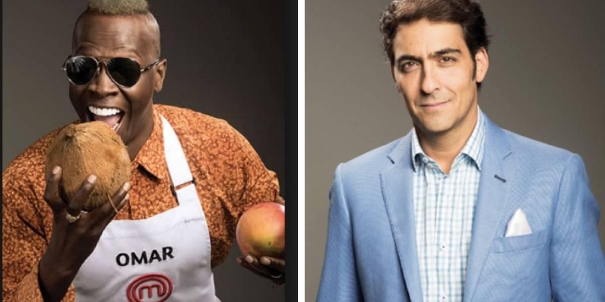 ¡Agarrón entre Omar Murillo y Christopher Carpentier en 'MasterChef Celebrity'!