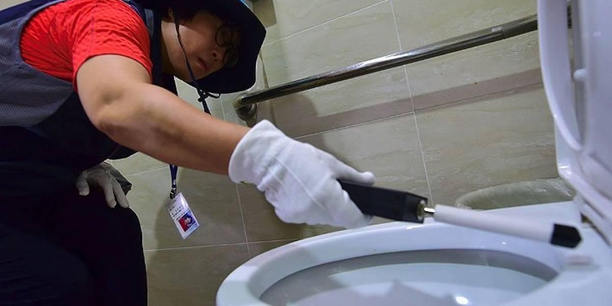 Cámaras espías coreanas desatan la ira en miles de mujeres