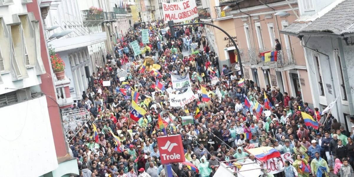 Bancada Correísta convoca a marcha