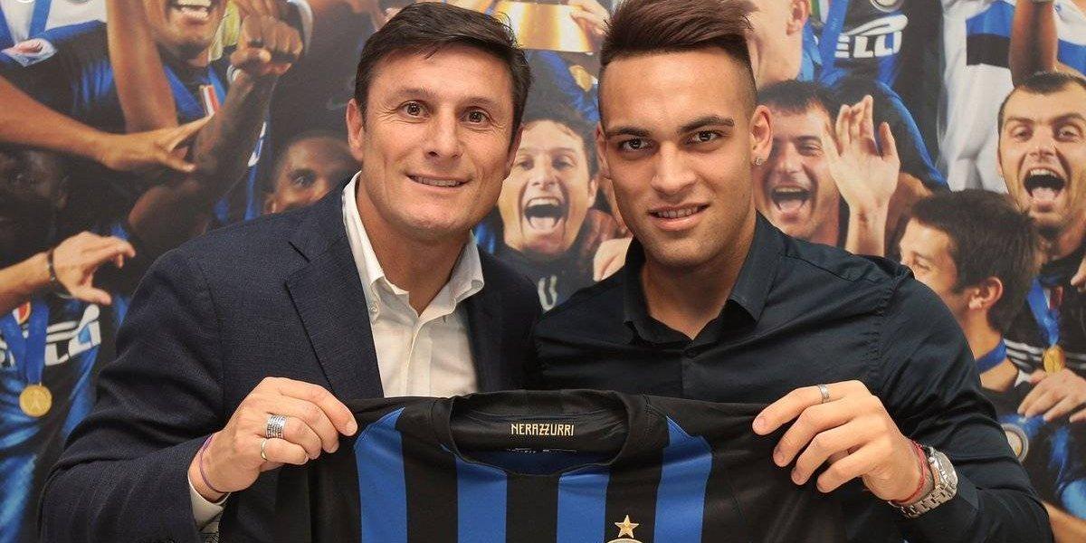 """""""Un toro anda suelto por Milán"""": Inter presentó como refuerzo a la nueva joya del fútbol argentino"""