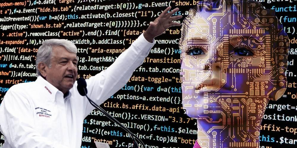 Una Inteligencia Artificial examinó la personalidad de AMLO; el próximo presidente de México y esto es lo que dice