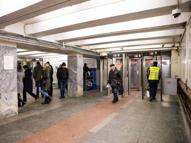 El metro de Moscú tiene cámaras capaces de detectar la radioactividad
