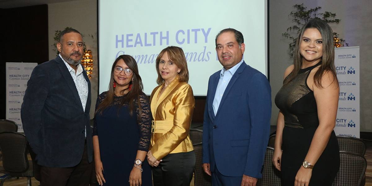 Health City Cayman Islands presentó casos de éxito