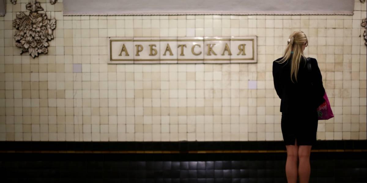 El Metro de Moscú tiene cámaras capaces de detectar la radiactividad