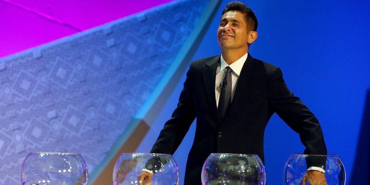Jorge Campos será jurado en los premios The Bets de la FIFA