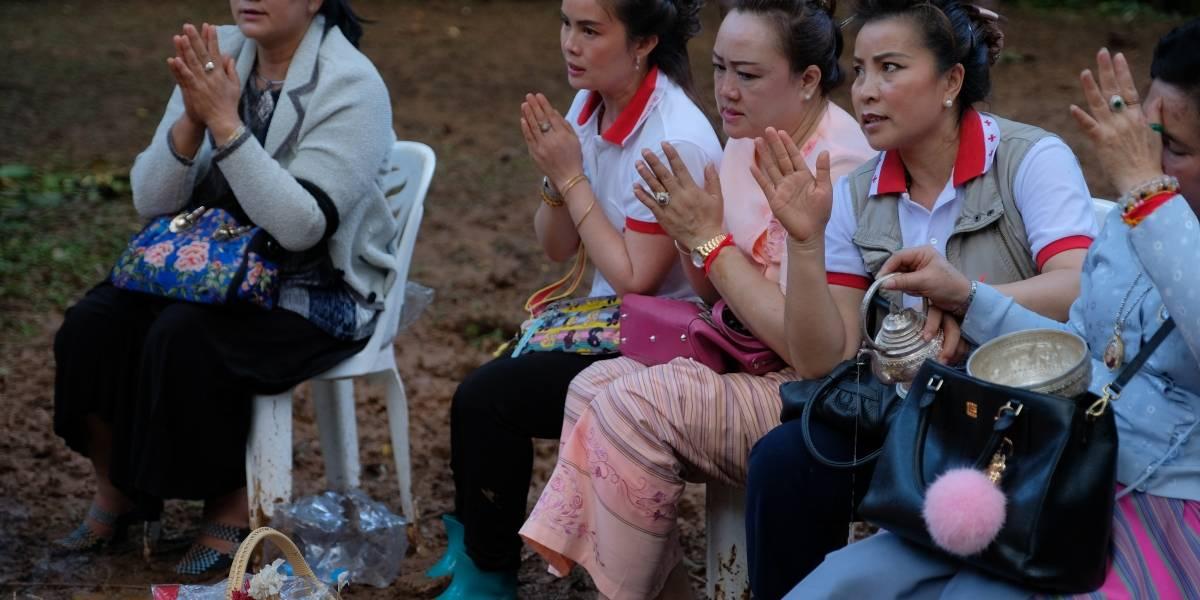 La aterradora opción de rescate de los niños atrapados en una cueva en Tailandia