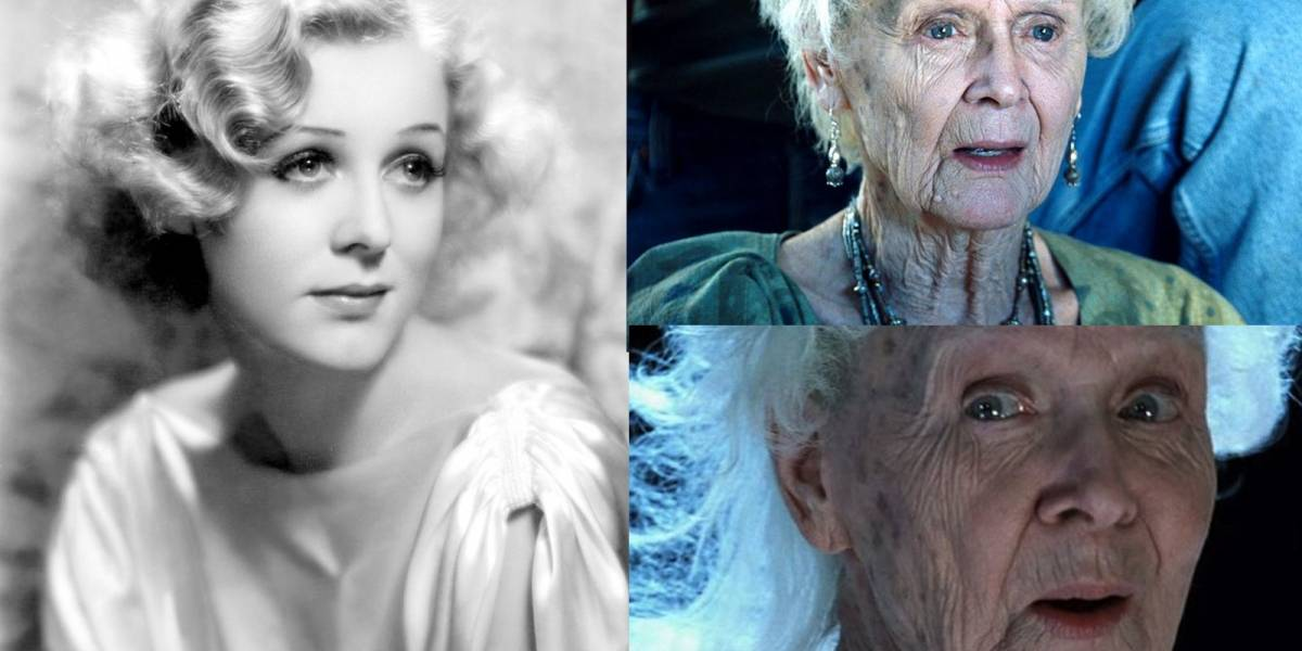 Así era Gloria Stuart de joven, la versión anciana de Rose en 'Titanic'