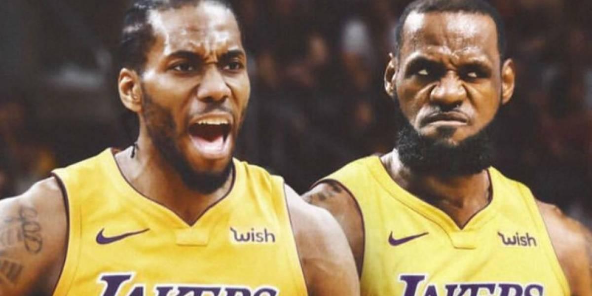 El Plan B de los Lakers si fallan con Leonard