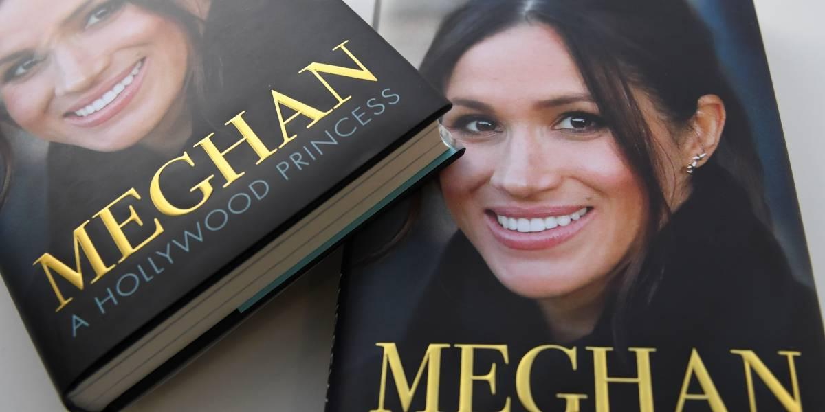 Libro revela que Meghan lloró desconsoladamente viendo el funeral de Diana por TV