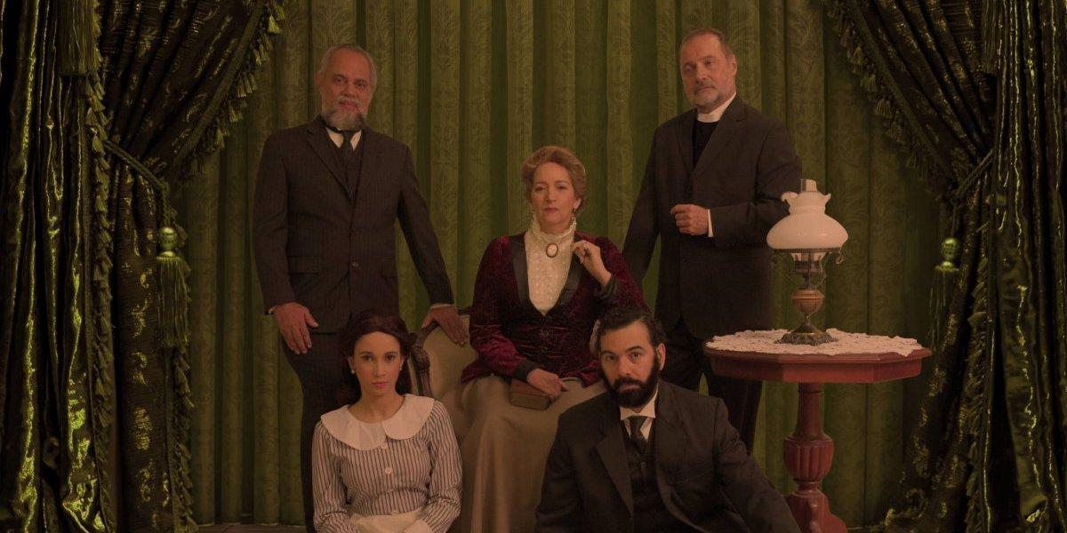 """Obra """"Espectros"""" llega a la Sala Ravelo de Teatro Nacional el viernes 27 de este mes"""