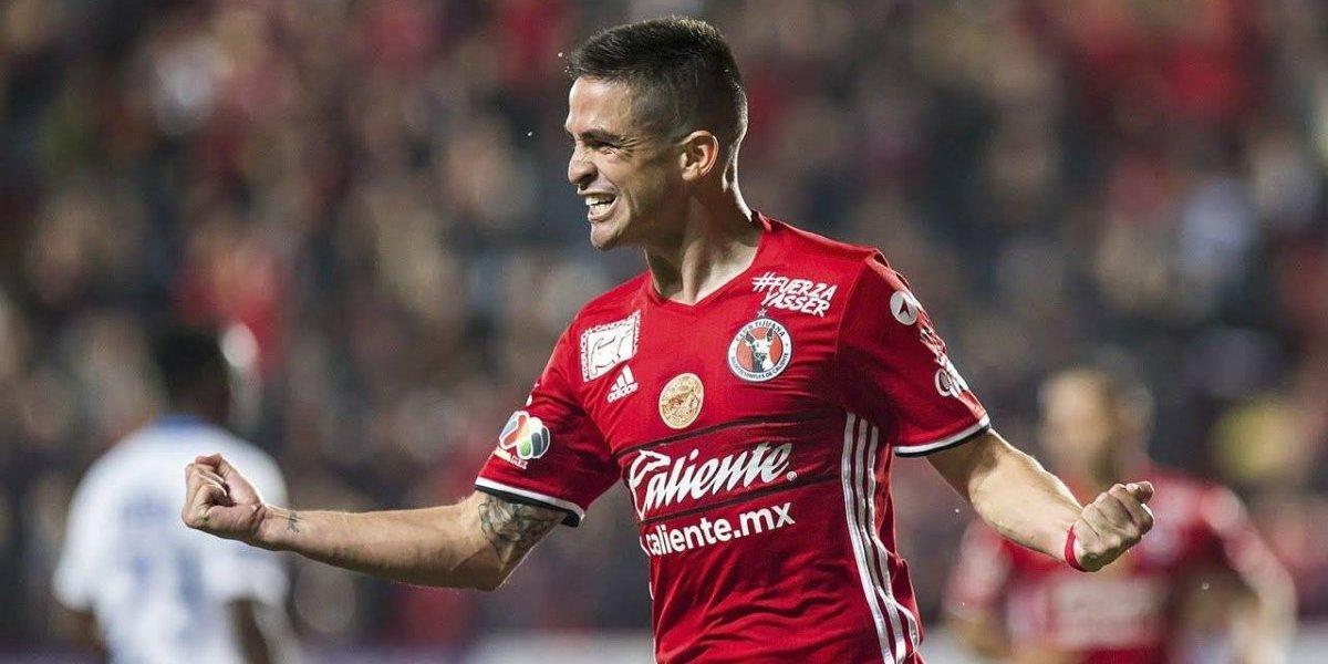 Colo Colo sigue sumando refuerzos y sorprende con la llegada del argentino Damián Pérez