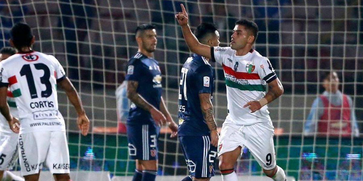 Nuevo caso de doping en el fútbol chileno: figura de Palestino arrojó positivo