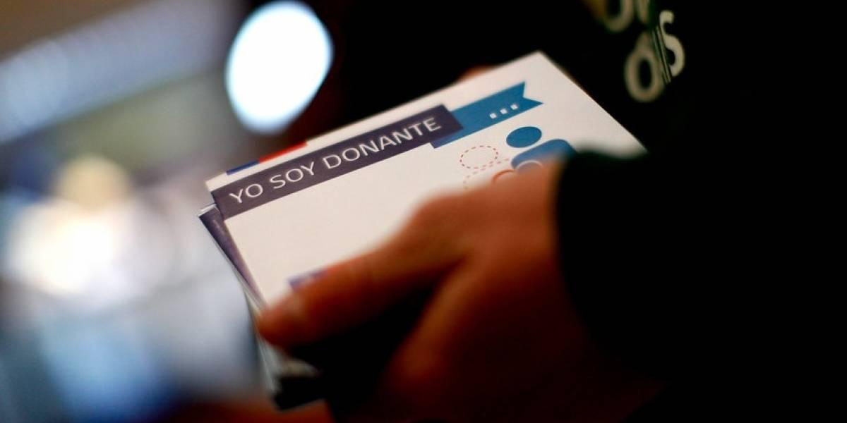 """Notarías lanzan campaña para incentivar a las personas a cambiar su estado de """"No Donante"""" a """"Donante"""""""