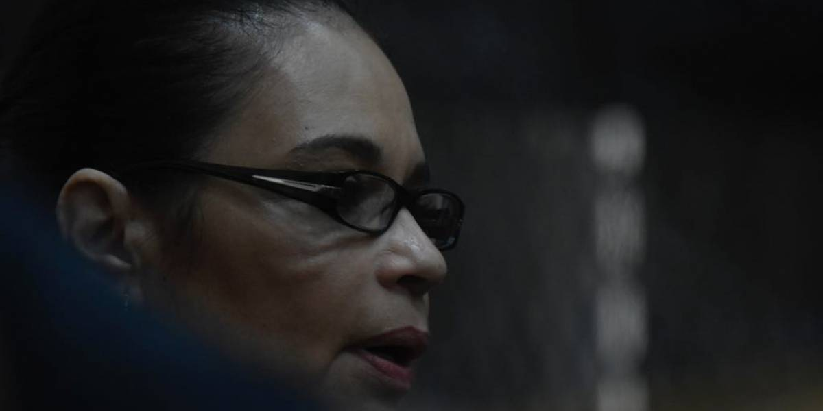 Tribunal rechaza recusación planteada por Baldetti contra juez Xitumul