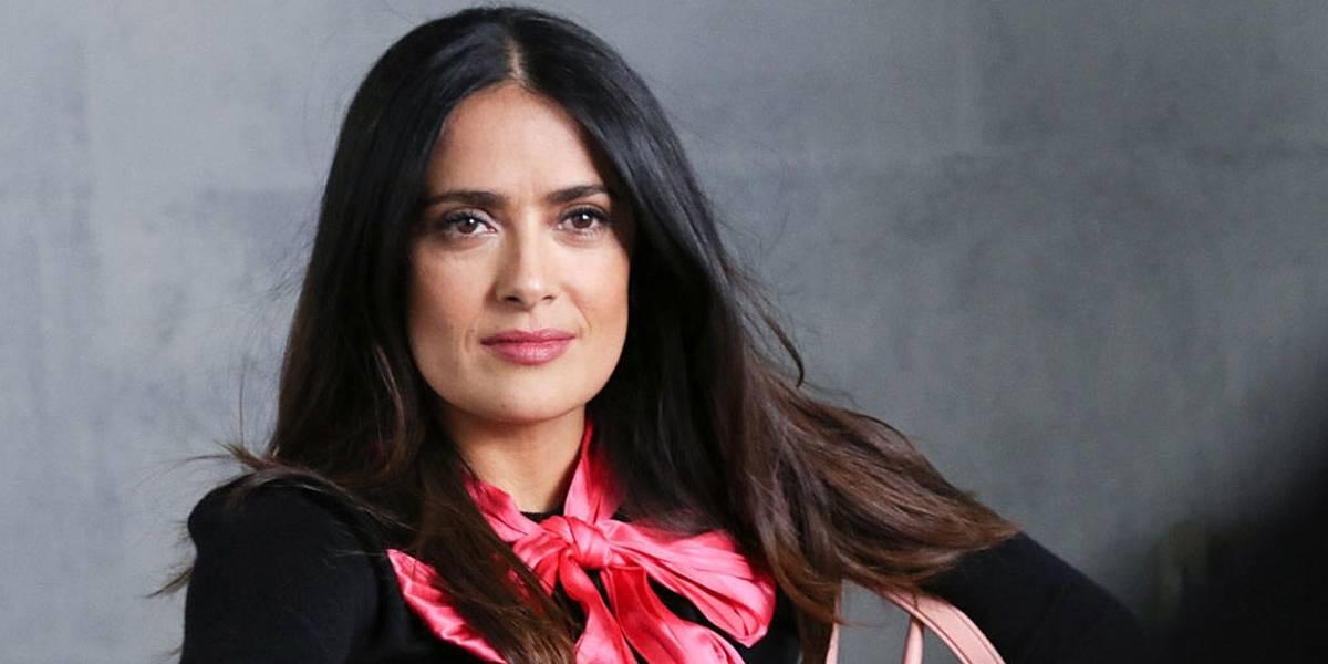 Salma Hayek se une a Netflix para producir serie de drama sobre millonarios