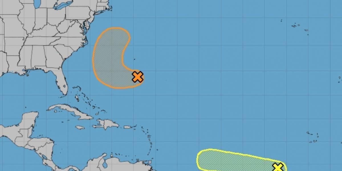 Centro Nacional de Huracanes vigila sistema que se dirige hacia el Caribe