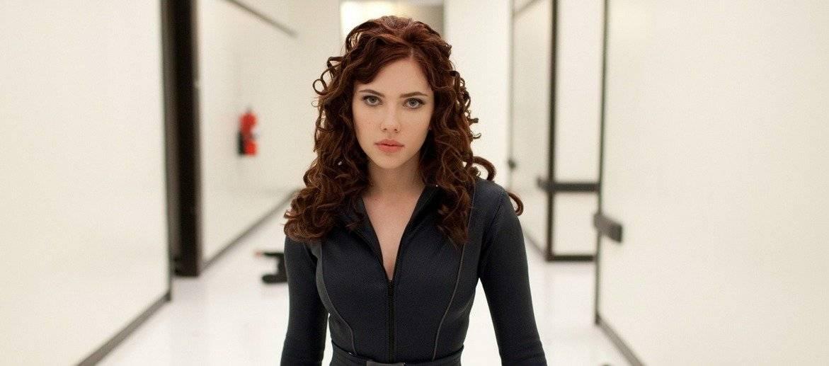 Scarlett Johansson Viúva Negra